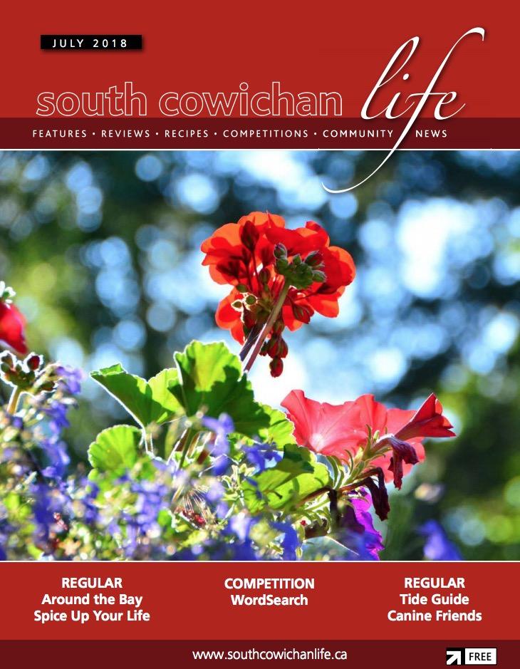 July 2018 South Cowichan Life