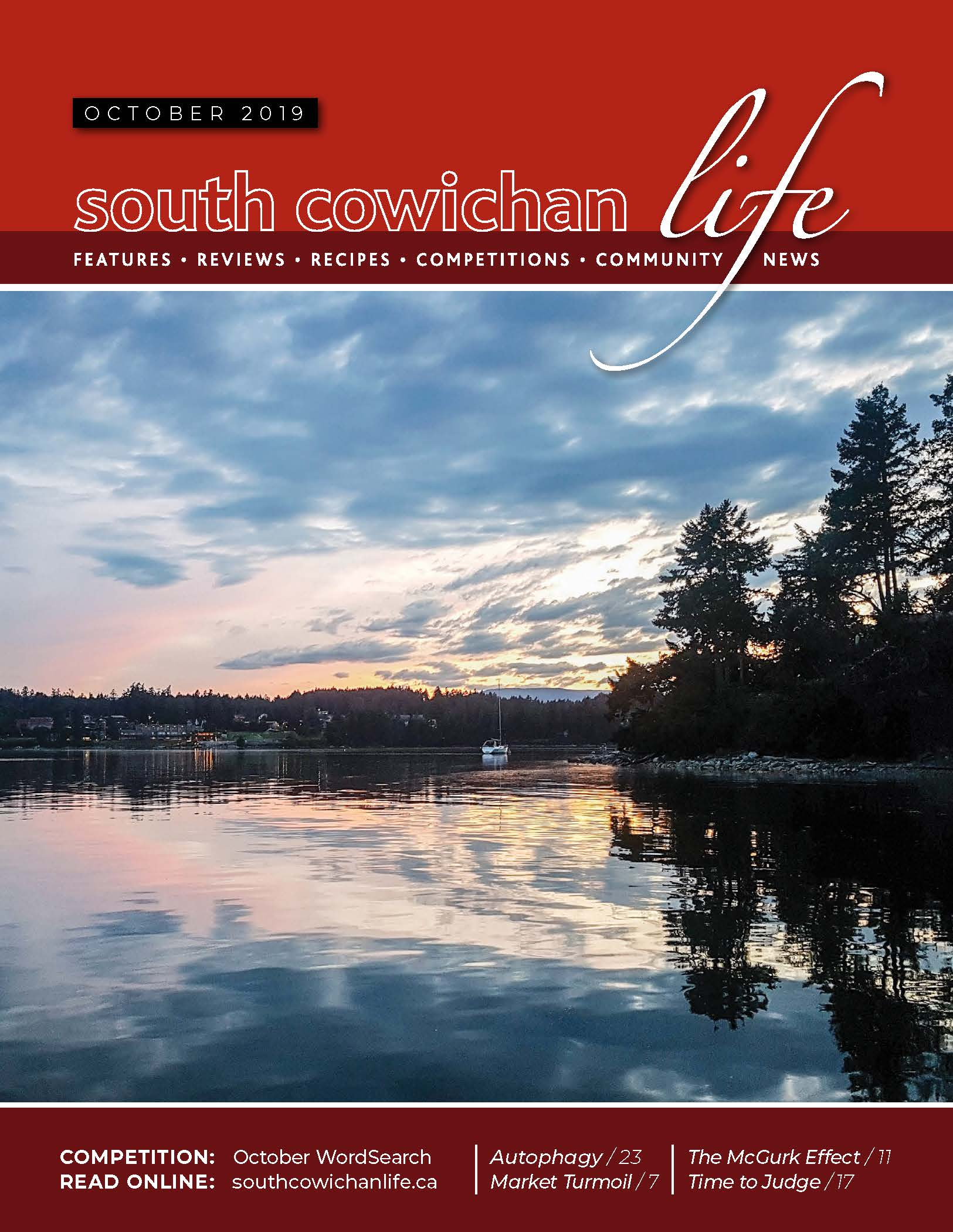 South Cowichan Life Oct 2019