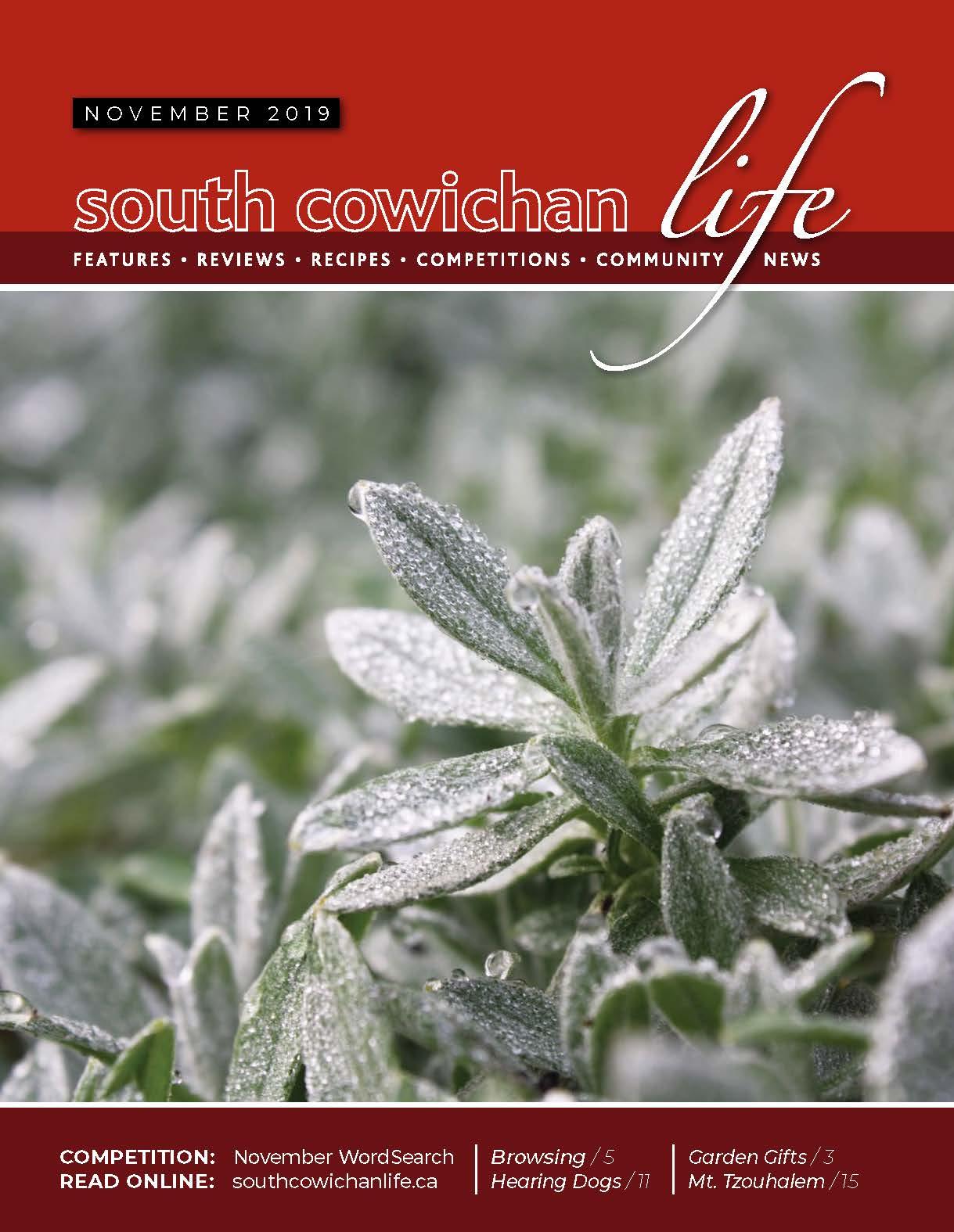 South Cowichan Life Nov 2019