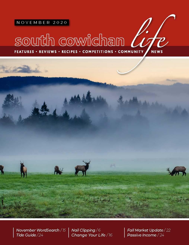 South Cowichan Life Nov 2020