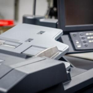 Cowichan Press Printer
