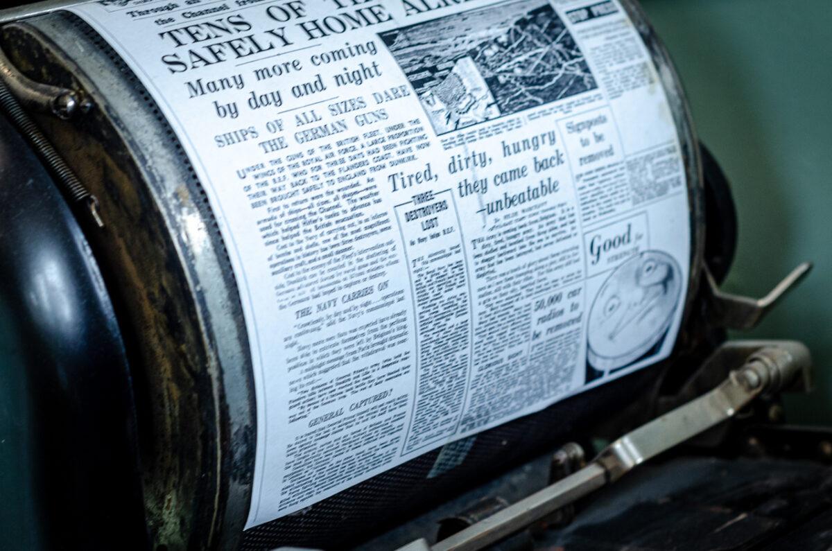 Cowichan Press Print
